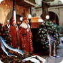 In the State Security (StB) file, unique colour photos of Jan Palach's funeral have been preserved, 25 January 1969. (Source: ABS)