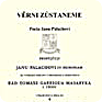 Cover of the collection of texts published by Jan Palach Association in 1999 (Source: Věrni zůstaneme (We Will Remain Faithful)